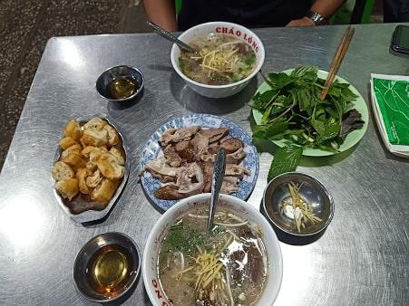 Món ngon tại Nguyễn Thị Minh Khai