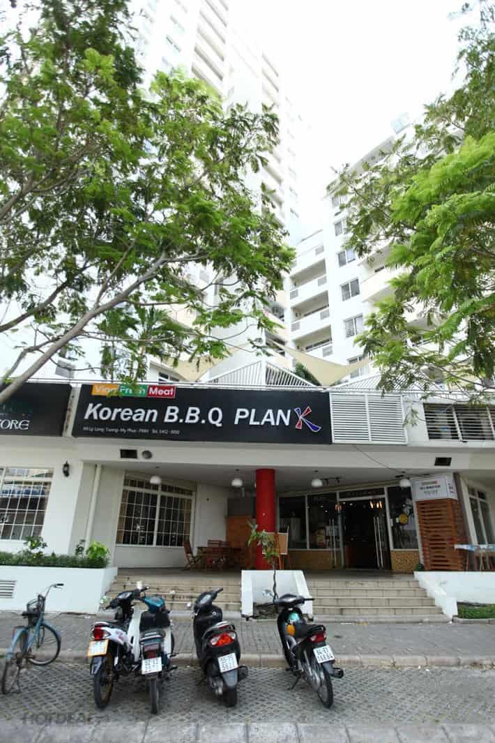 BBQ House - Plan K