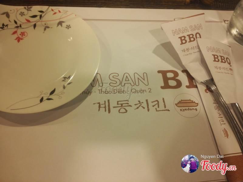 Namsan BBQ & Chicken