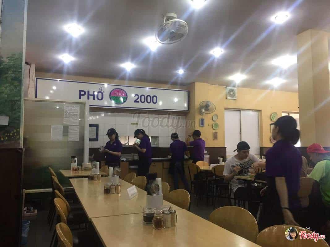 TOP 7 Quán Phở Quận 1 Sài Gòn Ngon, Rẻ Nổi Tiếng Lâu Đời