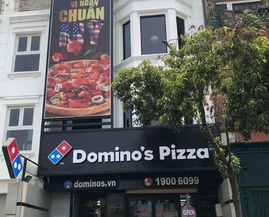 domino's pizza quận 2
