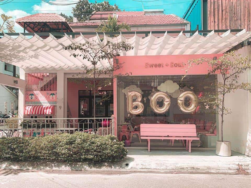 quán cafe view đẹp ở quận 2