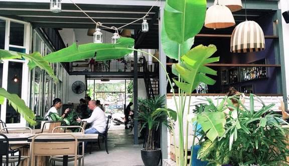 các quán cafe đẹp ở quận 2
