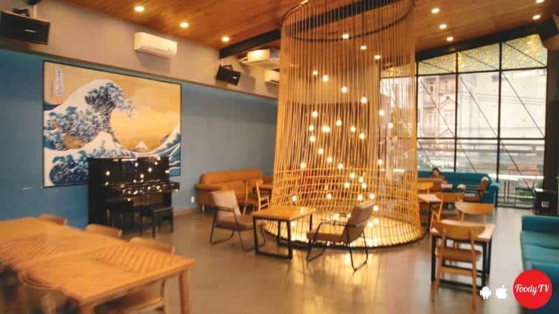 quán cà phê đẹp quận 2