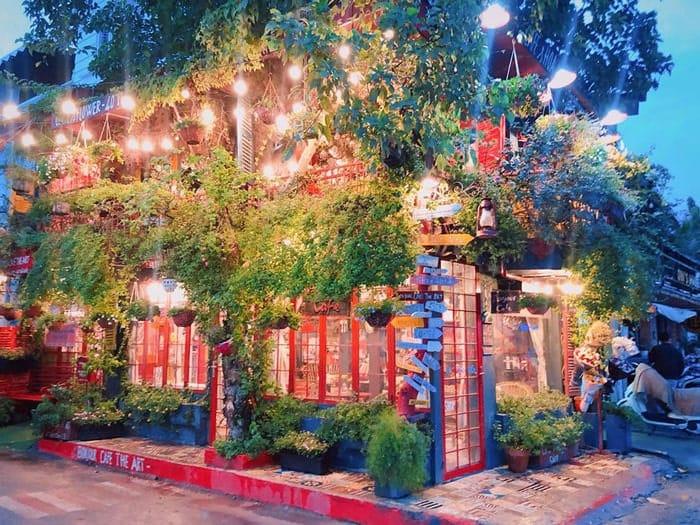 quán cafe chụp hình đẹp quận 2