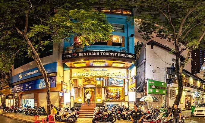 Nhà hàng hải sản quận 1 Hàng Dương Quán