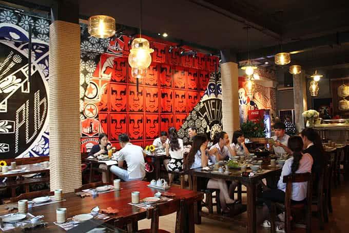 Yen Sushi & Sake Pub quận 1