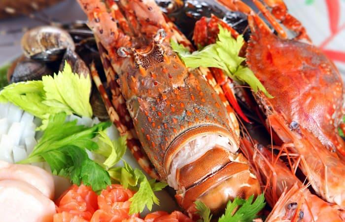 Nhà hàng Hải Sản Tự Do quận 1 Sài Gòn