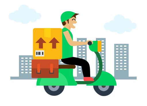 Cung cấp dịch vụ giao hàng tận nhà