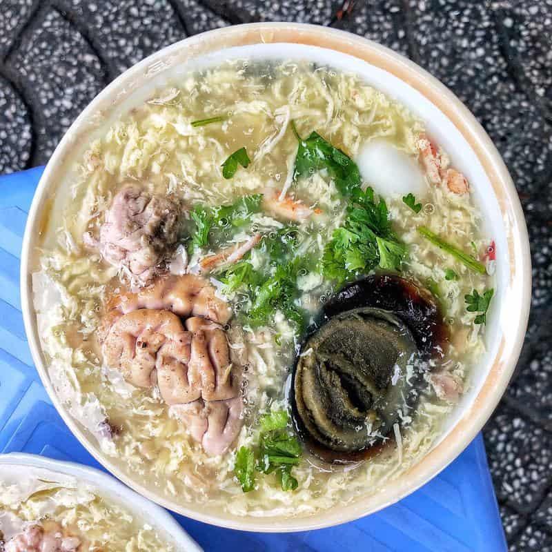 Phá lẩu súp cua 53