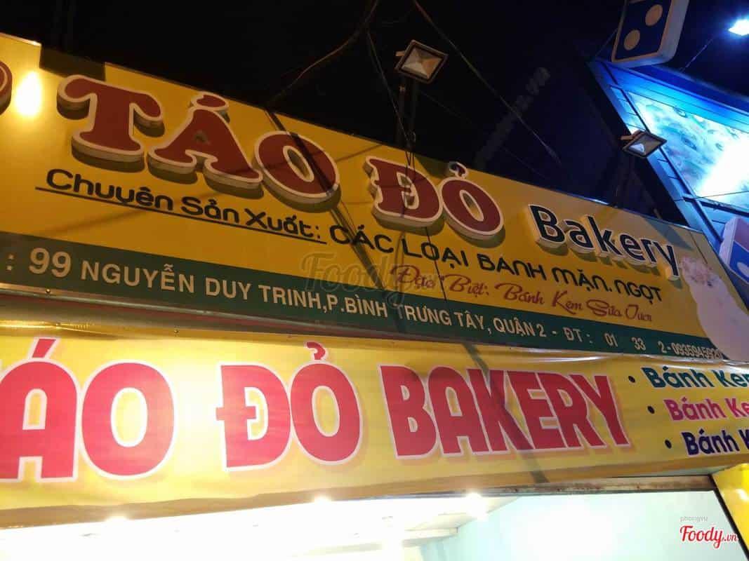 tiệm bánh kem ngon ở quận 2