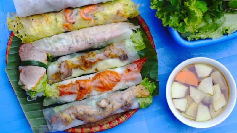 đồ ăn vặt hà nội ngon