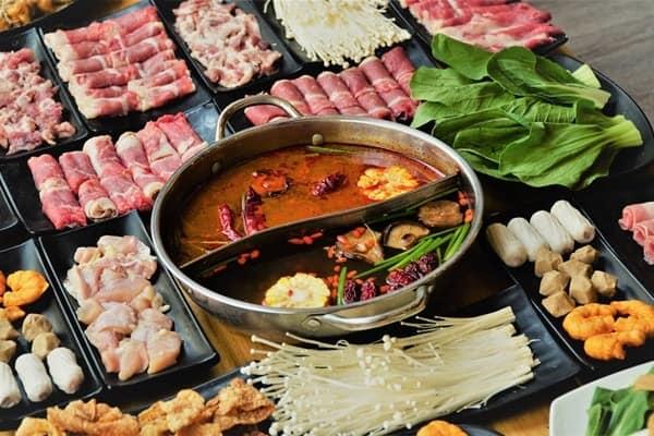 những địa điểm ăn buffet ngon ở Hà Nội