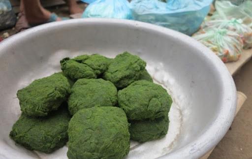 rêu nướng hà giang